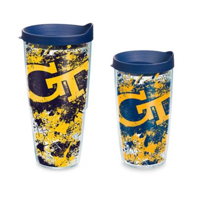 Tervis® Georgia Tech 16-oz. Splatter Wrap Tumbler with Lid
