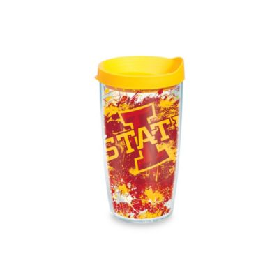 Tervis® Iowa State University 16-Ounce Splatter Wrap Tumbler with Lid