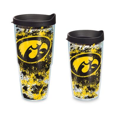 Tervis® University of Iowa 24-Ounce Splatter Wrap Tumbler with Lid