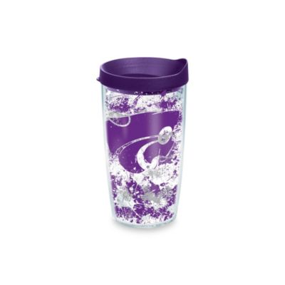 Tervis® Kansas State University 16-Ounce Splatter Wrap Tumbler with Lid