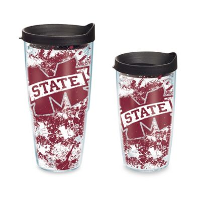Tervis® Mississippi State University 16-Ounce Splatter Wrap Tumbler with Lid