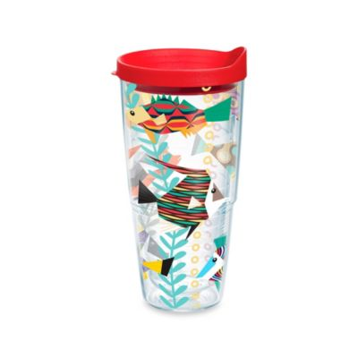 Tervis® Fish Pattern 24-Ounce Wrap Tumbler with Lid