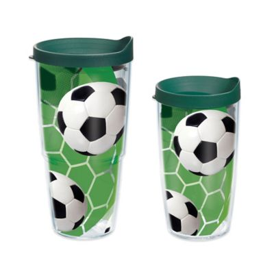 Tervis® Soccer Wrap 24 Oz. Tumbler with Lid
