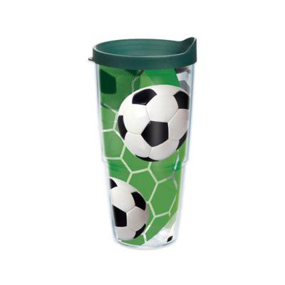 24-Ounce Tumbler Soccer