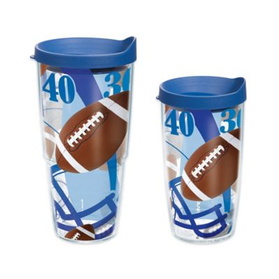 Tervis® Football 24-oz. Wrap Tumbler