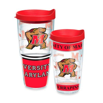 University of Maryland Wrap Tumbler with Lid