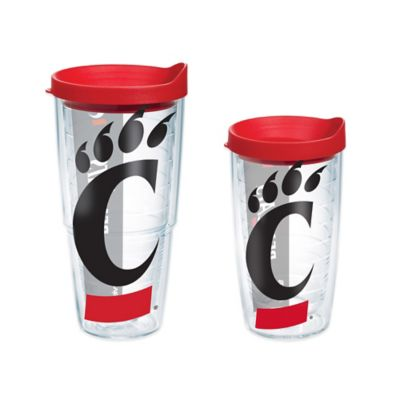 Tervis® University of Cincinnati Bearcats 16 oz. Colossal Wrap Tumbler with Lid