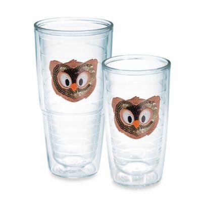 Dishwasher Safe Owl Tumbler