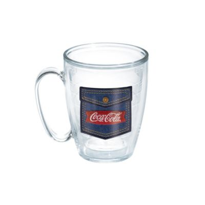 Tervis® Coca-Cola® Denim 15 oz. Mug