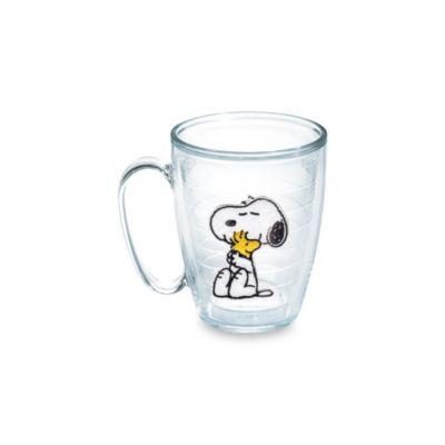 Tervis® Peanuts™ Snoopy & Woodstock 15 Oz. Emblem Mug