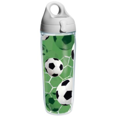 Tervis® Soccer 24 oz. Wrap Water Bottle with Lid