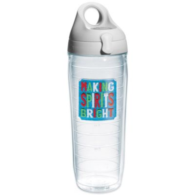 Tervis® Making Spirits Bright 24 oz. Water Bottle with Lid