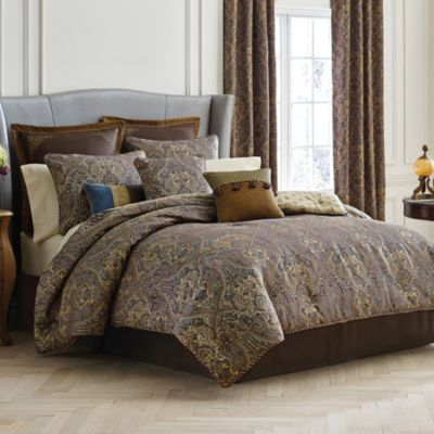 Croscill® Zarina Queen Comforter Set