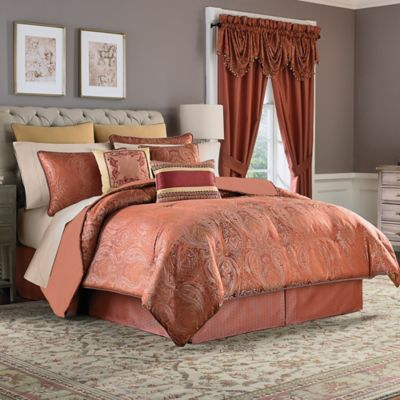 Croscill® Martine Reversible Comforter Set