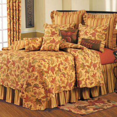 Henley Reversible Twin Quilt