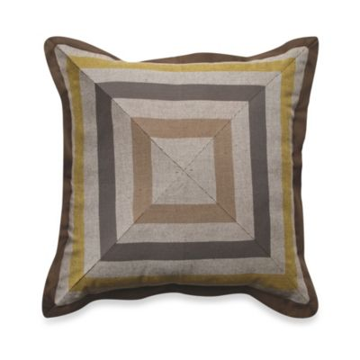 Hardwick 16-Inch Square Throw Pillow