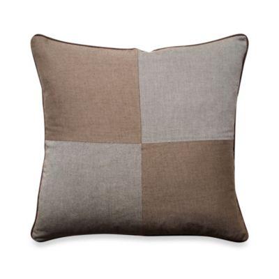 Hardwick 20-Inch Square Throw Pillow