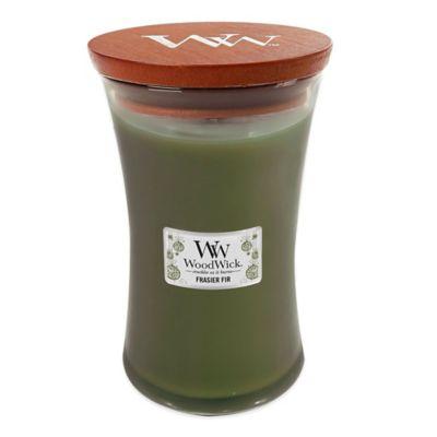 WoodWick® Frasier Fir 22 oz. Jar Candle