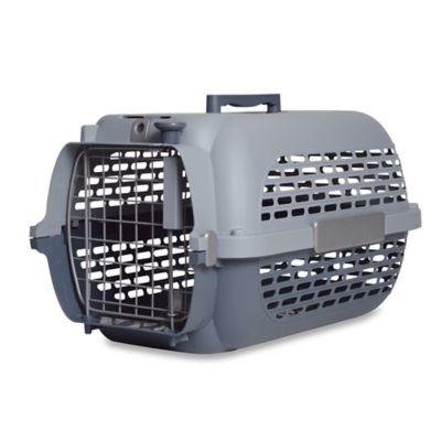 Dogit® Voyageur Model 200 Medium Pet Carrier in Grey