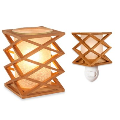 Bamboo Screen Large Wax Warmer