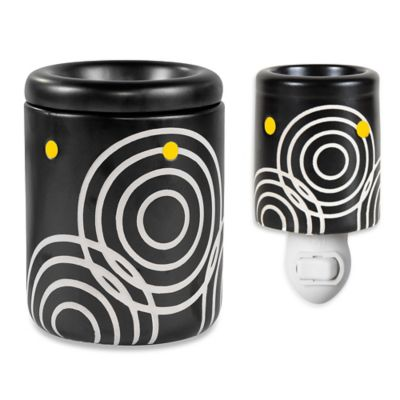 Concentric Accent Large Wax Warmer