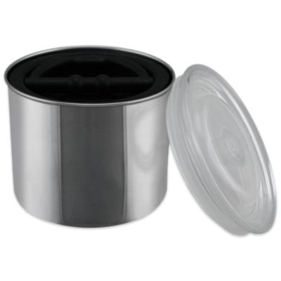 Chrome Stainless Steel Food Storage