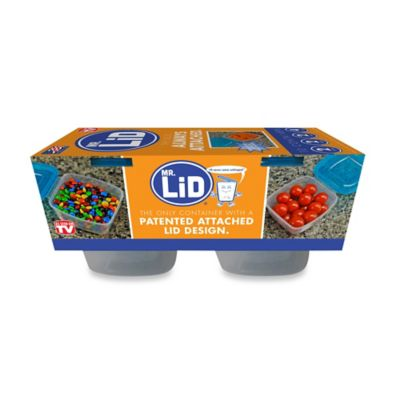 Mr. Lid 10-Piece Container Set