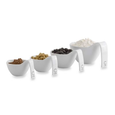 Curtis Stone 4-Piece Melamine Measuring Cup Set