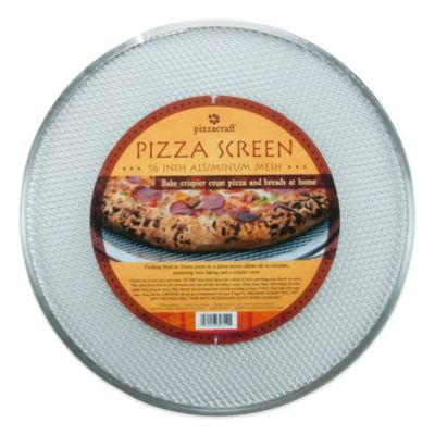 Pizzacraft™ Aluminum 16-Inch Pizza Baking Screen