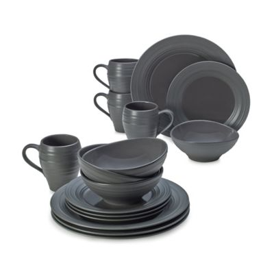 Graphite Dinnerware Sets