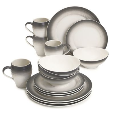 Graphite Dinnerware Sets