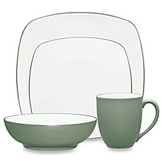 Noritake® Colorwave Square Dinnerware in Green