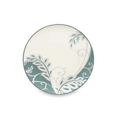Noritake® Colorwave Plume Accent Plate in Green