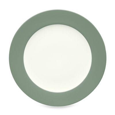 Noritake® Colorwave Rim Platter in Green