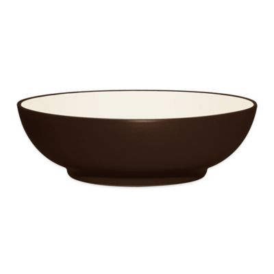 Colorwave Cereal/Soup Bowl in Chocolate