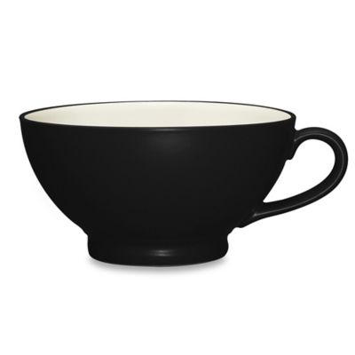 Noritake® Colorwave Handled Bowl in Graphite