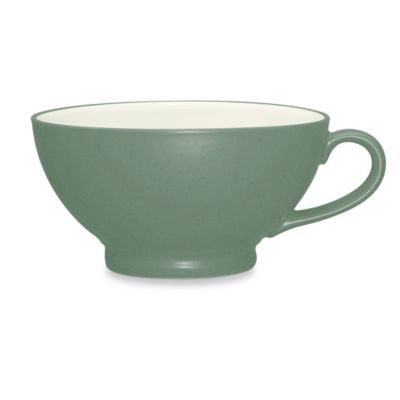 Noritake Green Handled Bowl