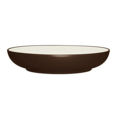 Noritake® Colorwave Pasta Serving Bowl in Chocolate
