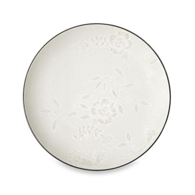 Noritake® Colorwave Bloom Coupe Salad Plate in Graphite