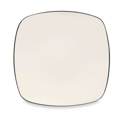 Noritake® Colorwave Square Salad Plate in Graphite