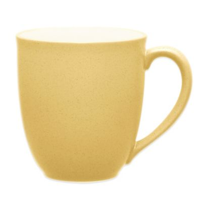 Noritake® Colorwave Mug in Mustard