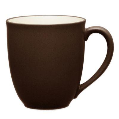 Noritake® Colorwave Mug in Chocolate