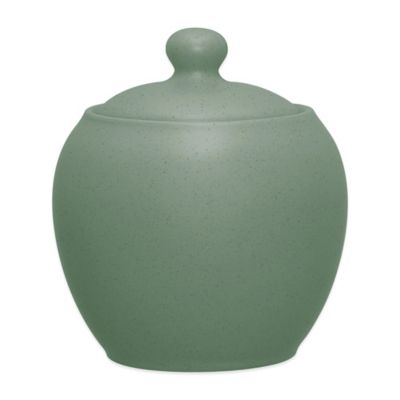 Noritake® Colorwave Covered Sugar Bowl in Green