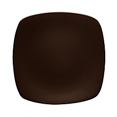 Noritake® Colorwave Medium Quad Plate in Chocolate