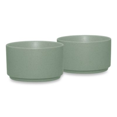 Green Sets of Dinnerware