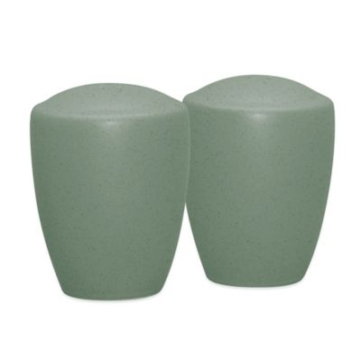 Green Salt Shakers