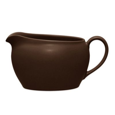 Noritake® Colorwave Gravy Boat in Chocolate