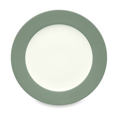 Noritake® Colorwave Rim Dinner Plate in Green