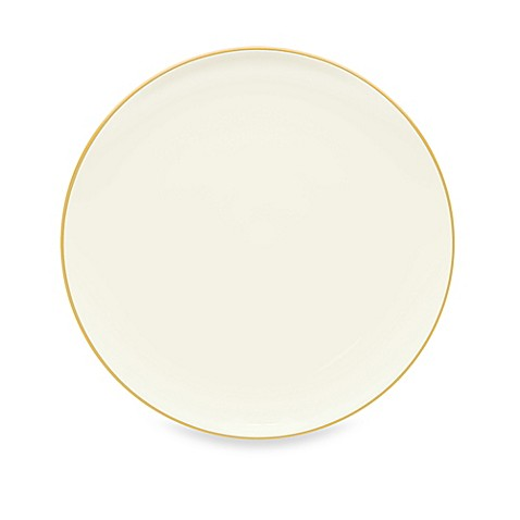 Noritake® Colorwave Coupe Dinner Plate in Mustard