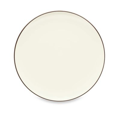 Noritake® Colorwave Chocolate Dinner Plate